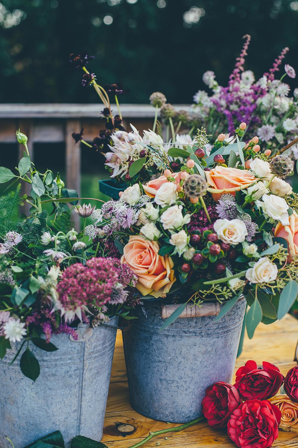 fleurs wedding planner mariage à Tours