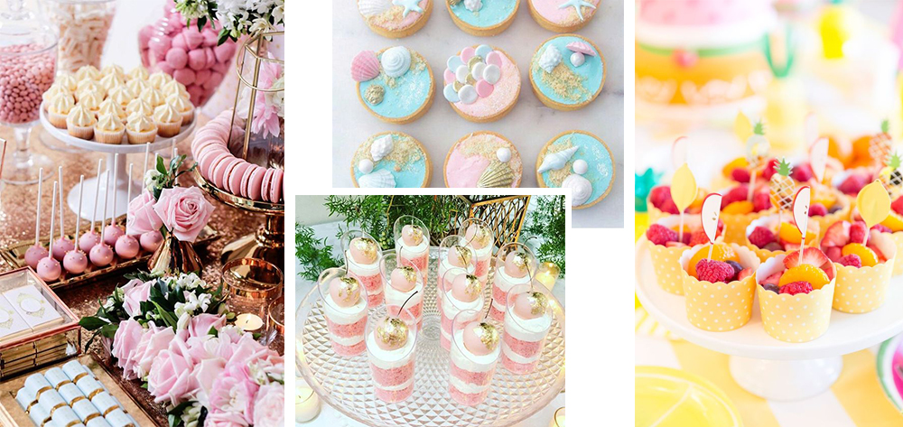 sweet table anniversaire conseils Tours