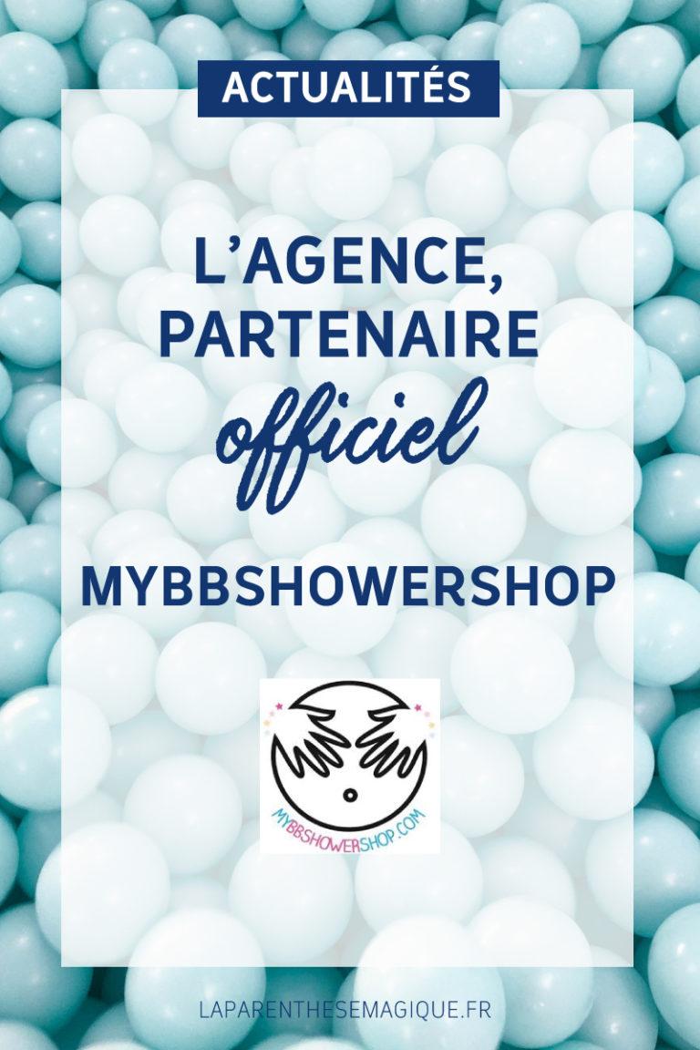 Partenaire Mybbshowershop ballons organique