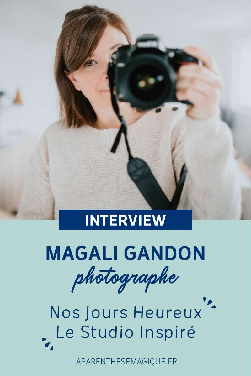 Magali Gandon Photographe Interview